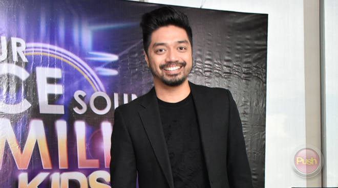 EXCLUSIVE: Nyoy Volante on mentoring 'Your Face Sounds Familiar Kids' contestants: 'They're very talented'