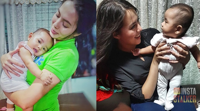 Julia Montes and her little loves