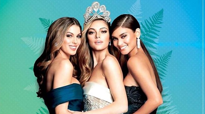 Miss Universe Demi Leigh Nel Peters and former queens babalik sa Pilipinas