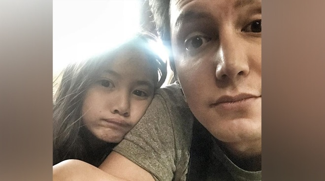 Paolo Ballesteros on bonding with daughter Keira Claire: 'I just make the most out of what we have'