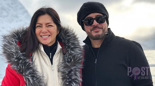 LOOK: Aga Muhlach and Alice Dixson share behind-the-scenes photos from new movie