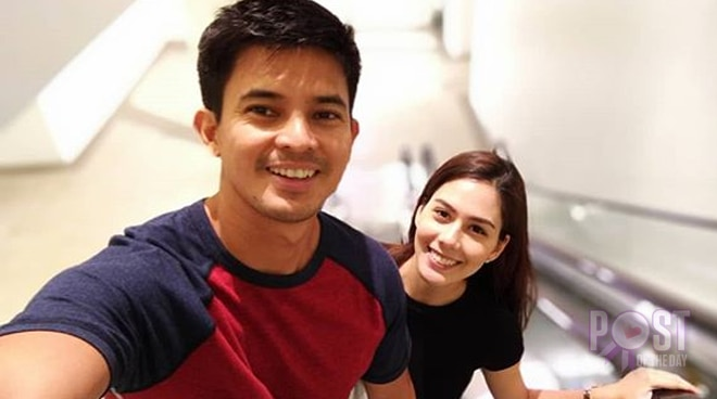 LOOK: Jason Abalos' sweet and hearfelt birthday message for Vicki Rushton