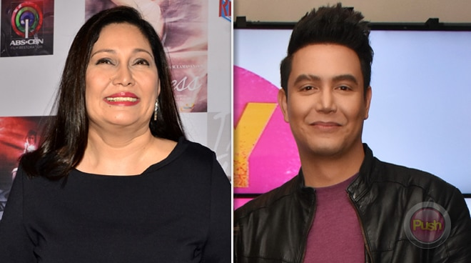 Paolo Ballesteros on his first day working with Maricel Soriano: 'Siyempre natakot ako'