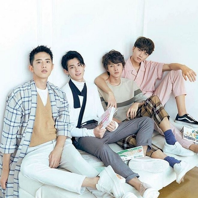 These Photos Of The New F4 Will Make Your Heart Kilig