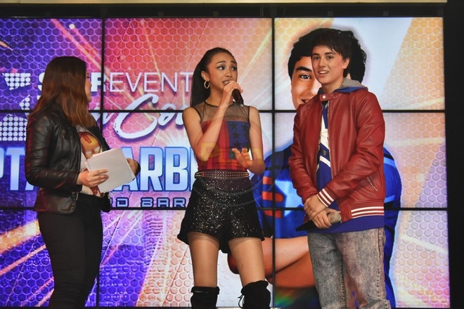 Check out some highlights from Edward Barber's first fan con.