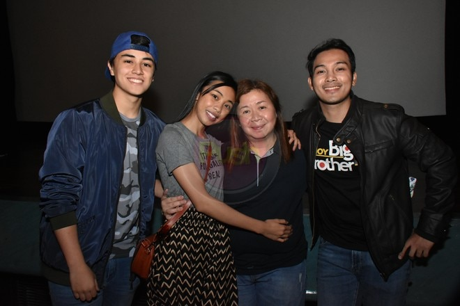 Check out the ex-PBB housemates who showed support for Da One That Got Away.