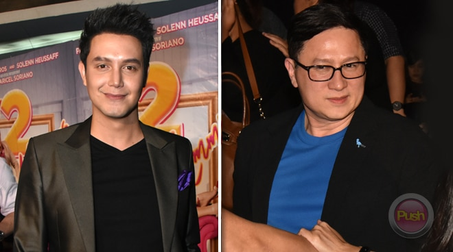Eric Quizon on likening Paolo Ballesteros to his father Dolphy: 'I think he's a brilliant actor'