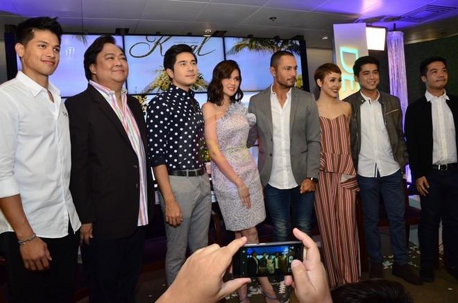 Star Cinema's newest offering Kasal stars Bea Alonzo, Derek Ramsey and Paulo Avelino.