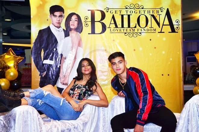 Check out the fun events that took place at Bailey May and Ylona Garcia's party hosted by fans.