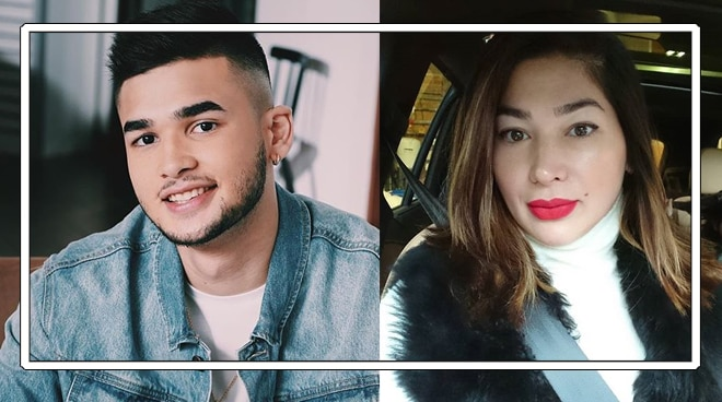 Kobe Paras to mother Jackie Forster: 'I have never felt so complete in my life'
