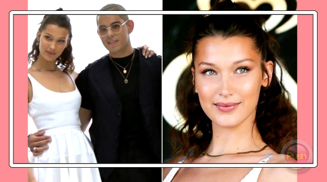 OMG! Raymond Gutierrez meets international supermodel Bella Hadid