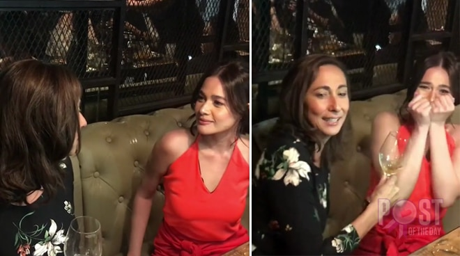 WATCH: Bea Alonzo recreates famous 'Bituing Walang Ningning' scene with Cherie Gil