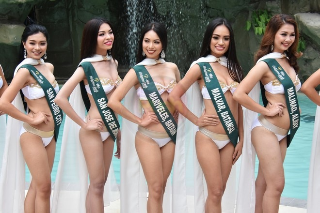 Miss Earth Philippines 2018 beauty pageant is happening on May 19 at the SM Mall of Asia Arena.