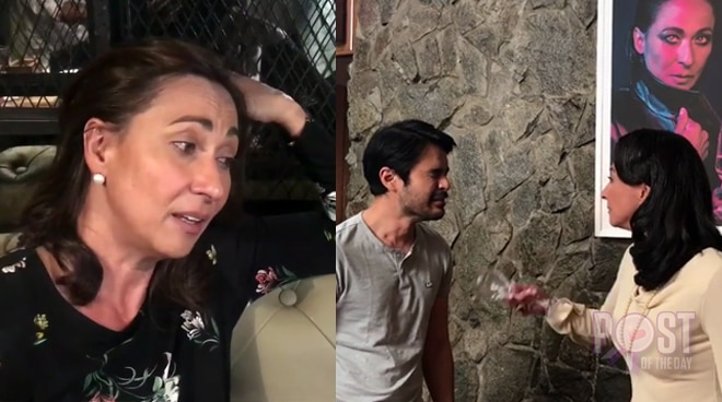 WATCH: Cherie Gil has a mission to re-enact iconic 'Bituing Walang Ningning' scene with 100 people