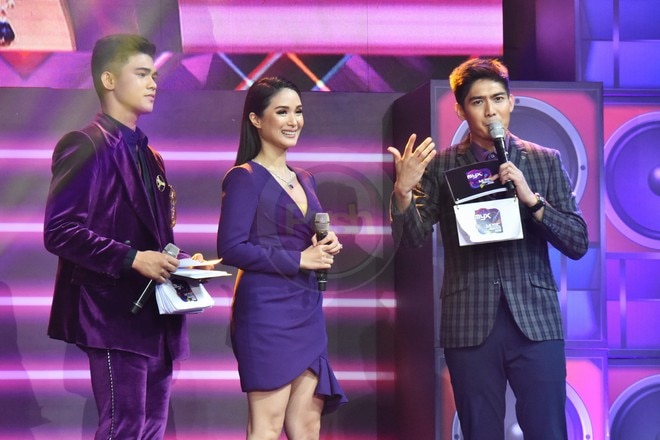 The 2018 MYX Music Awards was held on May 15 at the Araneta Coliseum.