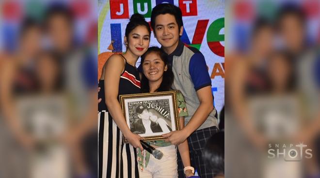 JoshLia, nagpasaya ng mga fans sa kanilang fan meet