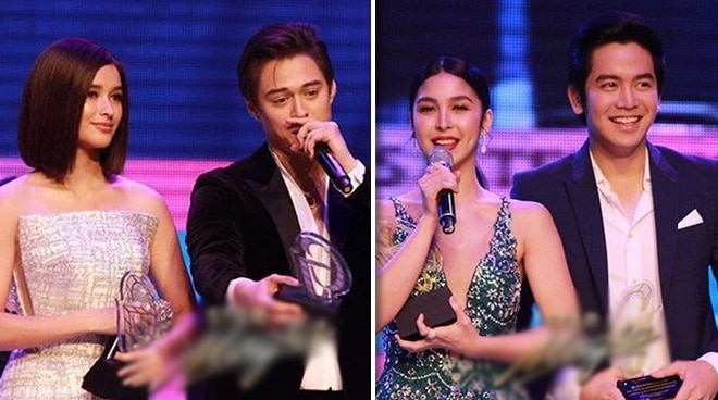 Kapamilya stars bag awards at the 49th Box Office Entertainment Awards
