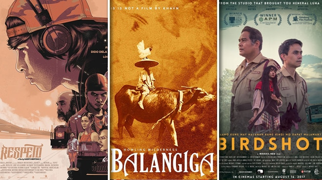 41st Gawad Urian nominees named