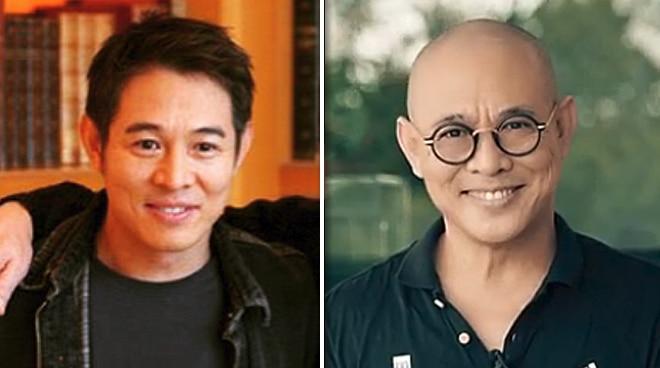 Jet Li undergoes a shocking transformation because of his illness