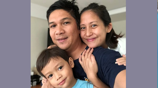 Mark Escueta reveals that he fears for Jolina Magdangal's second pregnancy