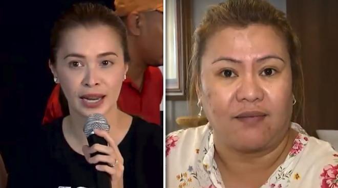 """Kathy Dupaya kay Sunshine Cruz: """"Nilampaso niya ako! Kaibigan niya ako!"""""""