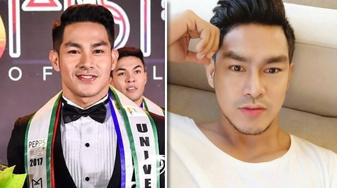 Dating kakanin vendor, Mr. Universe Tourism 2018 na ngayon