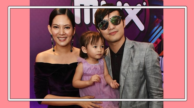 Take a look at Kean Cipriano's daddy diaries