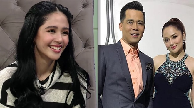 Jayda Avanzado, binuking ang parents na sina Jessa Zaragoza at Dingdong Avanzado