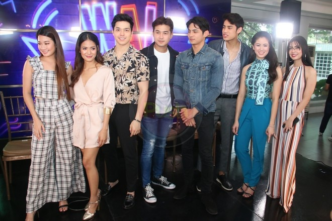 Produced by Regal Entertainment, Walwal is a barkada movie led by the today's hottest young stars.