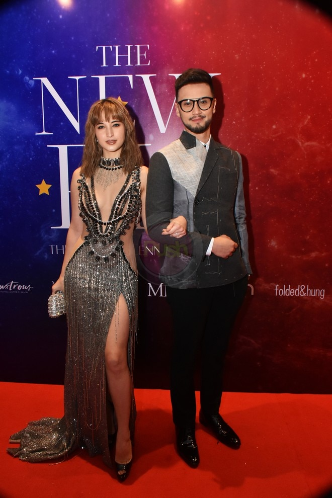 Maximum Exposure was the outfit motif for this year's Mega Millenial Ball