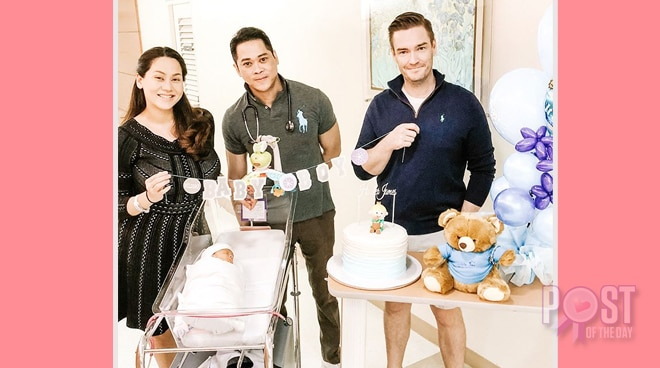 Cristalle Belo's son Hunter James is out of the NICU