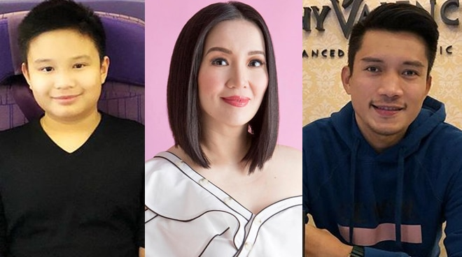 Kris Aquino, na-realize na swerte si Bimby to have a father who is still alive