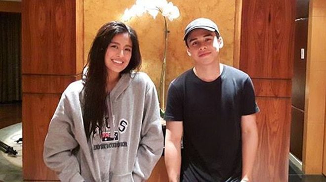 EXCLUSIVE: Khalil Ramos answers why he is often seen with Gabbi Garcia