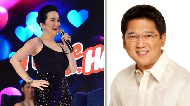 Kris Aquino flaunts sexier figure, tells Mayor Herbert Bautista 'This is what you're missing'