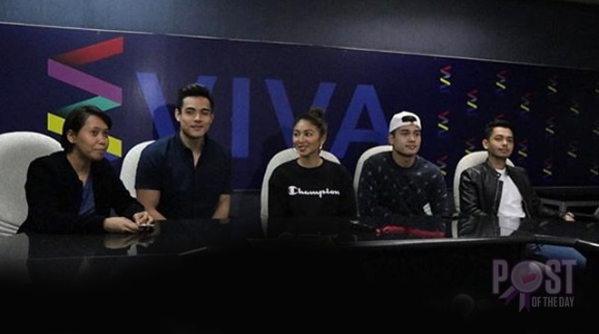 Nadine Lustre to star in a film with Xian Lim, Marco Gumabao and AJ Muhlach