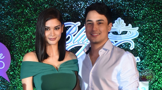 Pia Wurtzbach and Marlon Stockinger share secret to their happy relationship
