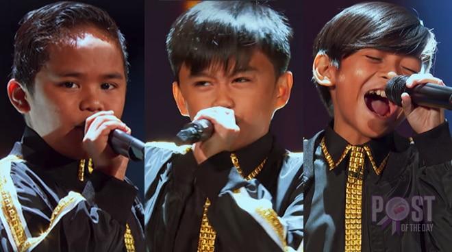 WATCH: TNT Boys are back on Little Big Shots US