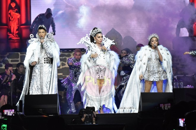 Lani Misalucha, Jona and Darren Espanto wowed the Big Dome last Saturday, March 30.