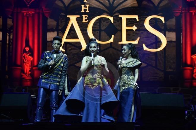 Lani Misalucha, Jona and Darren Espanto wowed the Big Dome last Saturday, March 30.