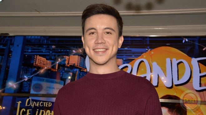 Arjo Atayde on starring in his first ever love story, 'I've really been waiting for this'