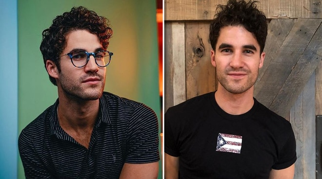 Fil-Am actor Darren Criss makes unannounced visit to Manila