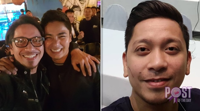 Jhong Hilario grateful to Coco Martin for acting stint on 'Ang Probinsyano'