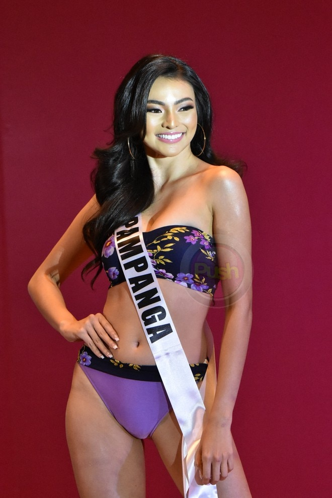 The 40 candidates of Bb. Pilipinas 2019 have been presented to the media.