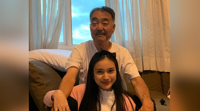 LOOK: Karina Bautista reunited with father after 9 years