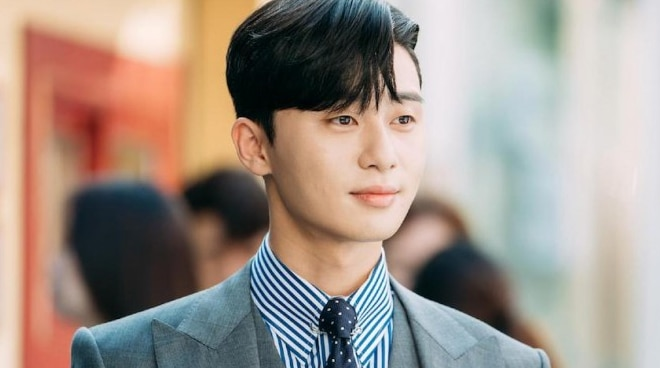 Is Park Seo Joon the new ambassador of this local clothing brand?
