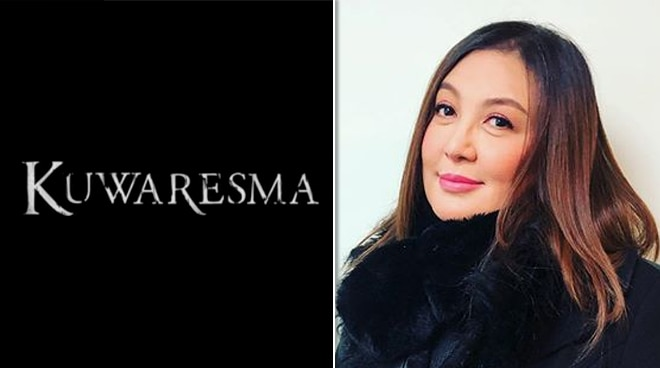 WATCH: Here's the teaser trailer for Sharon Cuneta's first-ever horror film 'Kuwaresma'