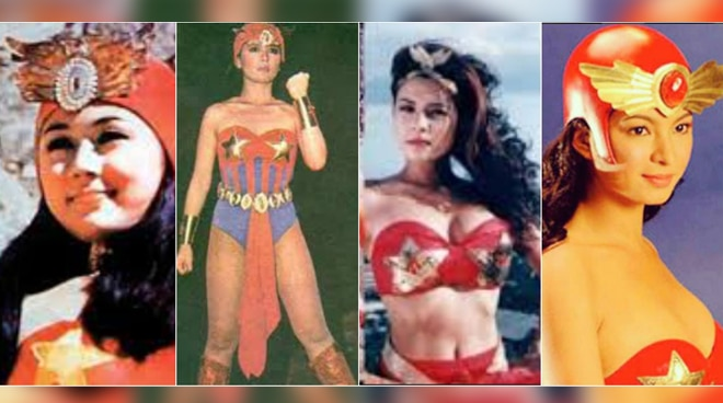 Darna through the years