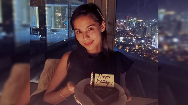 LOOK: Jasmine Curtis' classy 25th birthday celebration with the family