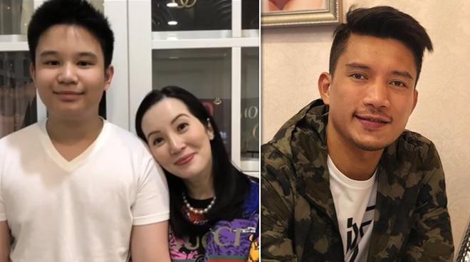 Bimby, papayagan ba ni Kris Aquino na maging basketball player na tulad ni James Yap?