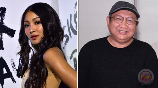 Erik Matti explains why Nadine Lustre could play the role of Darna